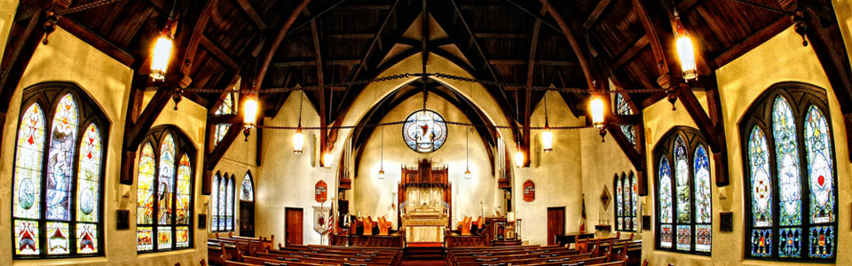 St. Peter's Episcopal Church, Rome, Georgia