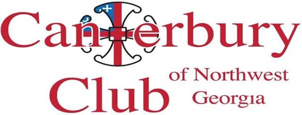 Canterbury Club of Northwest Georgia | St  Peter's Episcopal Church